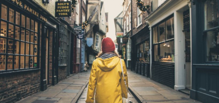 Trail of Harry Potter at York, United Kingdom
